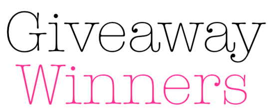 giveaway-winners-1-e1402254757569