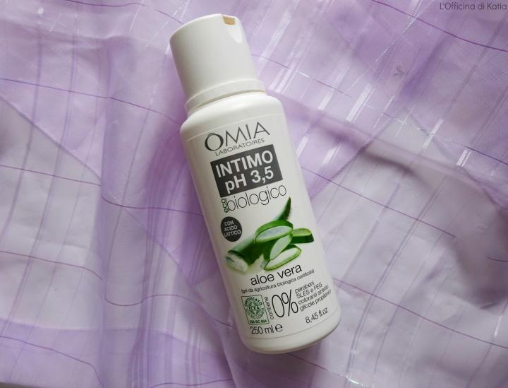 Omia – Detergente intimo all'aloevera