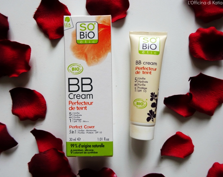 So'Bio Etic – BB cream classica 5 in 1 n.02
