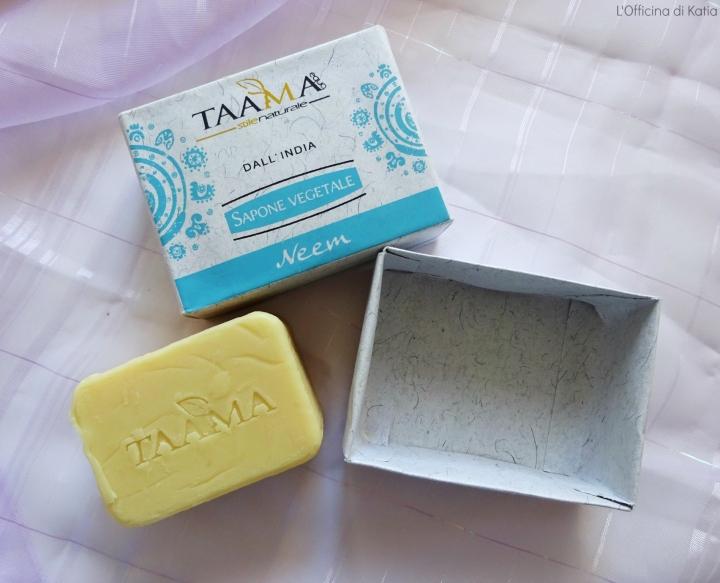 Taama – Sapone vegetale alNeem