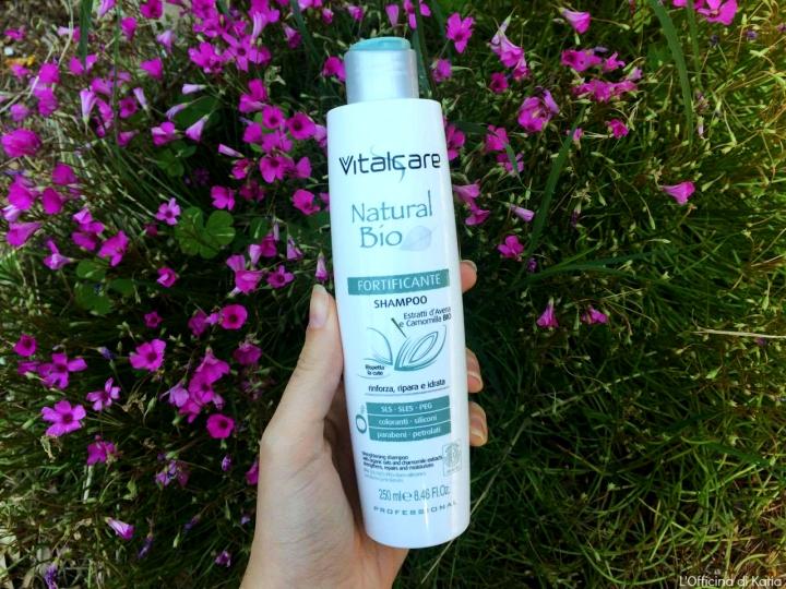 Vitalcare – Natural Bio – Shampoofortificante