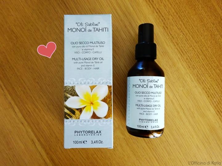 Phytorelax – Monoï de Tahiti – Olio seccomultiuso