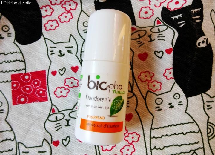 Biopha Nature – Deodorante con aloe verabio