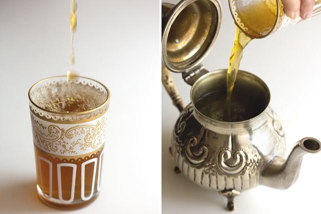 Tè verde alla menta – benefici epreparazione