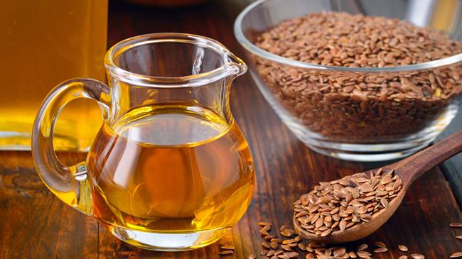 Olio di semi di lino – Proprietà edusi