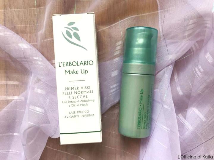L'Erbolario – Primer viso pellinormali/secche