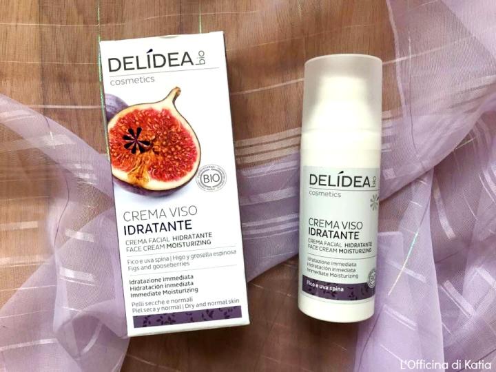 Delidea Bio – Crema viso idratante Fico e Uvaspina