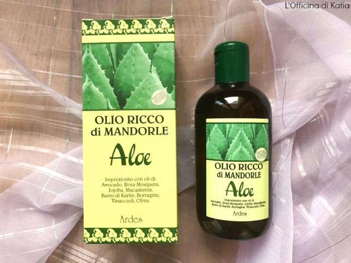 Ardes – Olio riccoall'Aloe