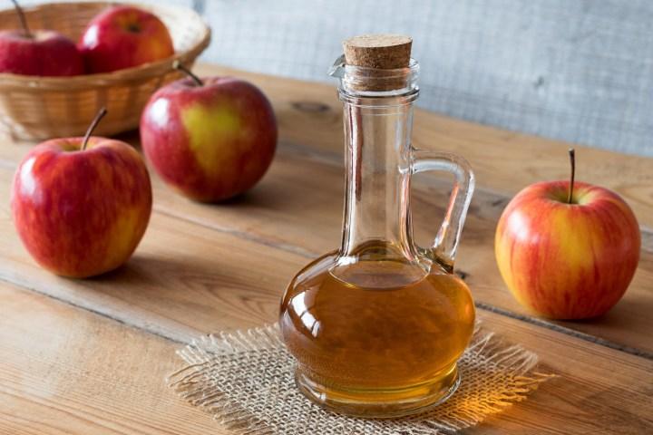 Aceto di mele – Per capellisani