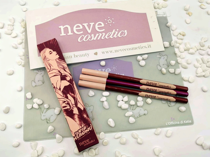 Neve Cosmetics – SuperHeroine (Recensione & Swatches)