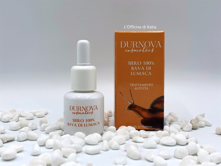 Durnova cosmetics – Siero 100% bava dilumaca