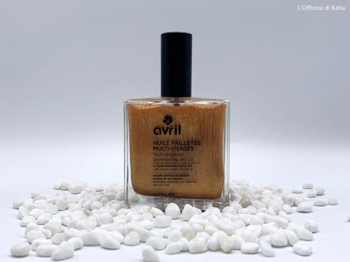 Avril – Olio scintillantemultifunzione